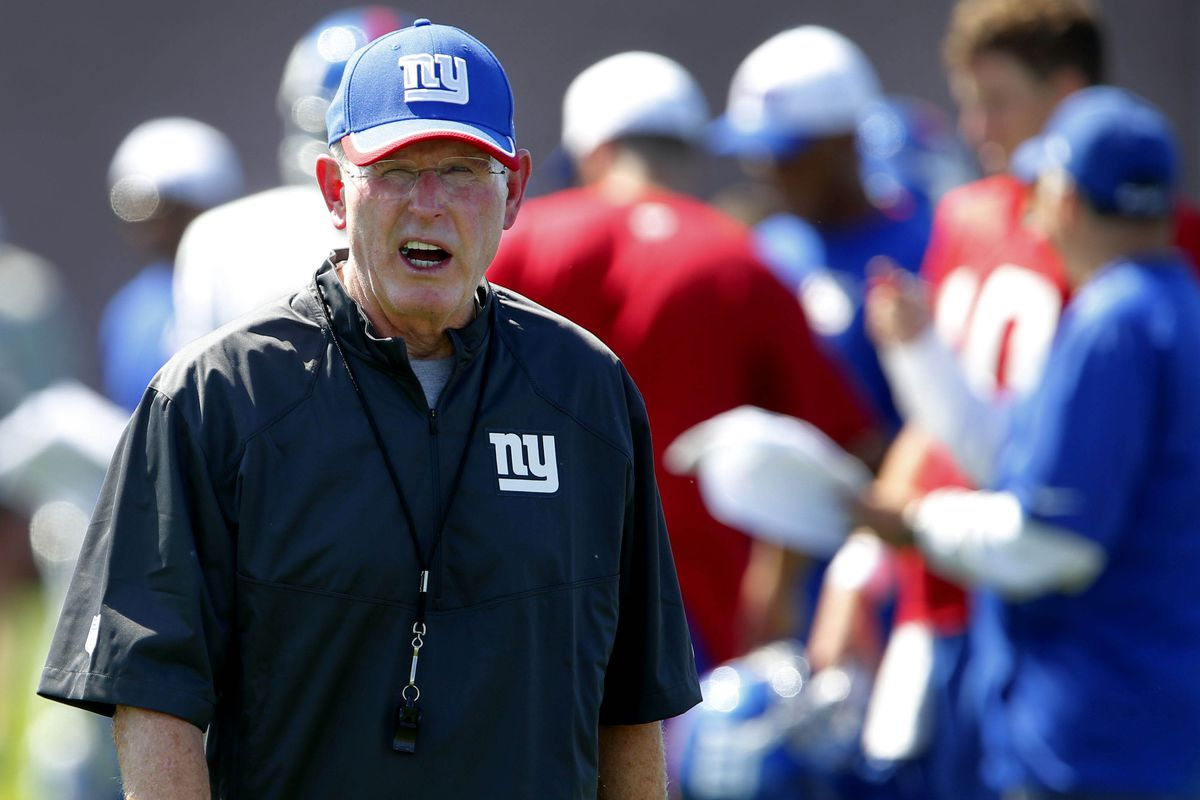 We didn't ask Tom Coughlin what he thinks of 'Kudos & Wet Willies.' Maybe we don't want to know.