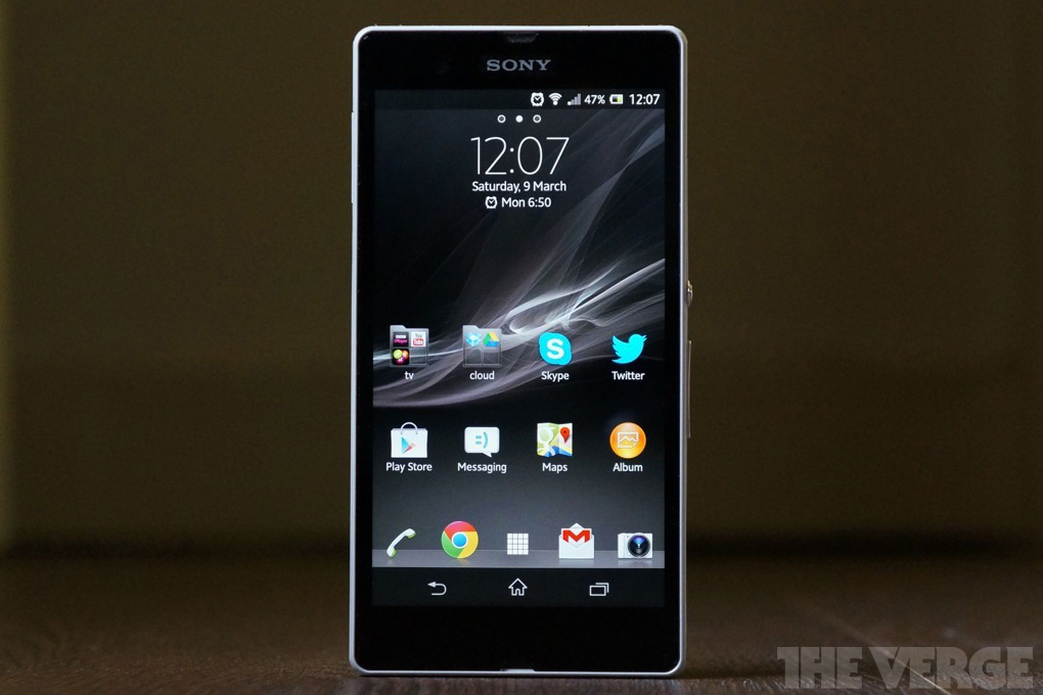 Sony Xperia Z review | The Verge