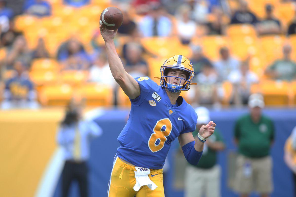 NCAA Football: Ohio at Pittsburgh