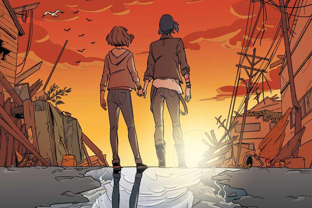 Life is Strange #12 (@ComicsTitan ) - Preview • Comic Book