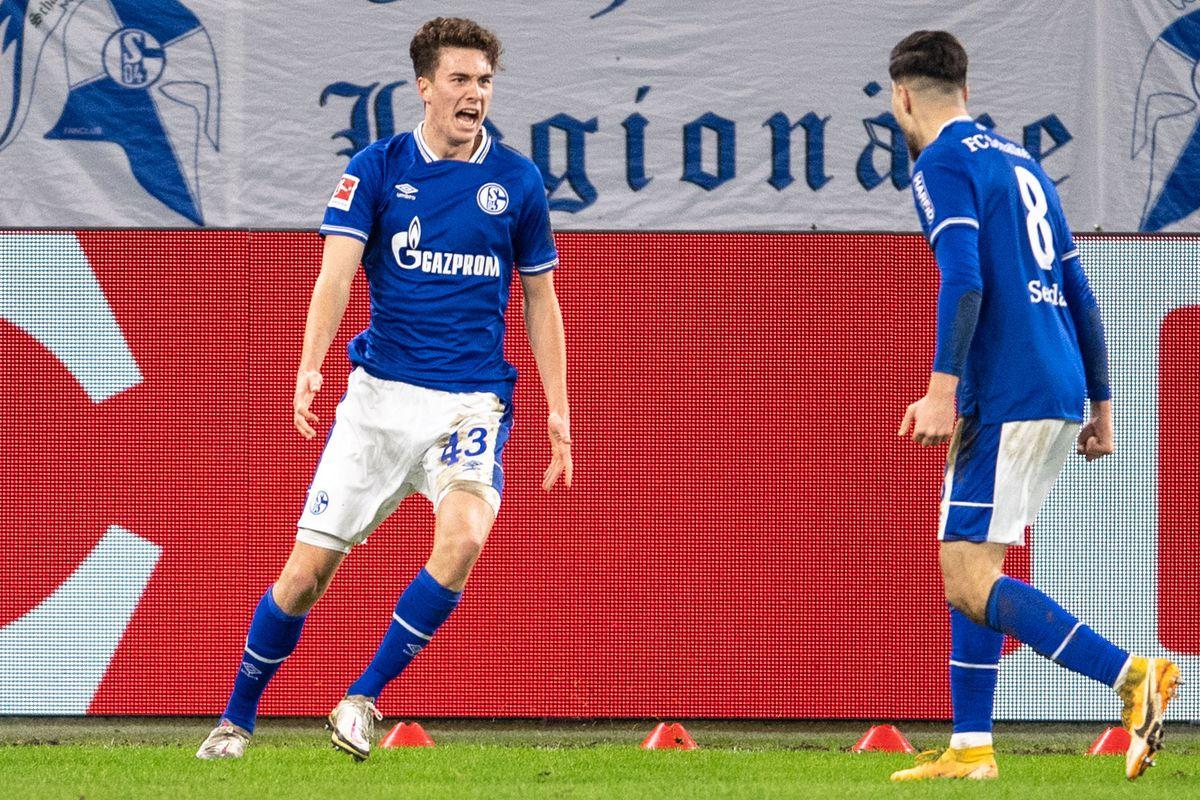 FC Schalke 04 - 1. FC Cologne