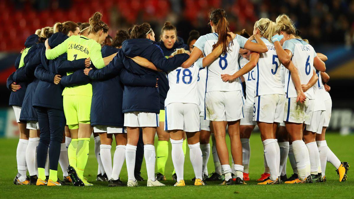 France Women v England Women - International Friendly