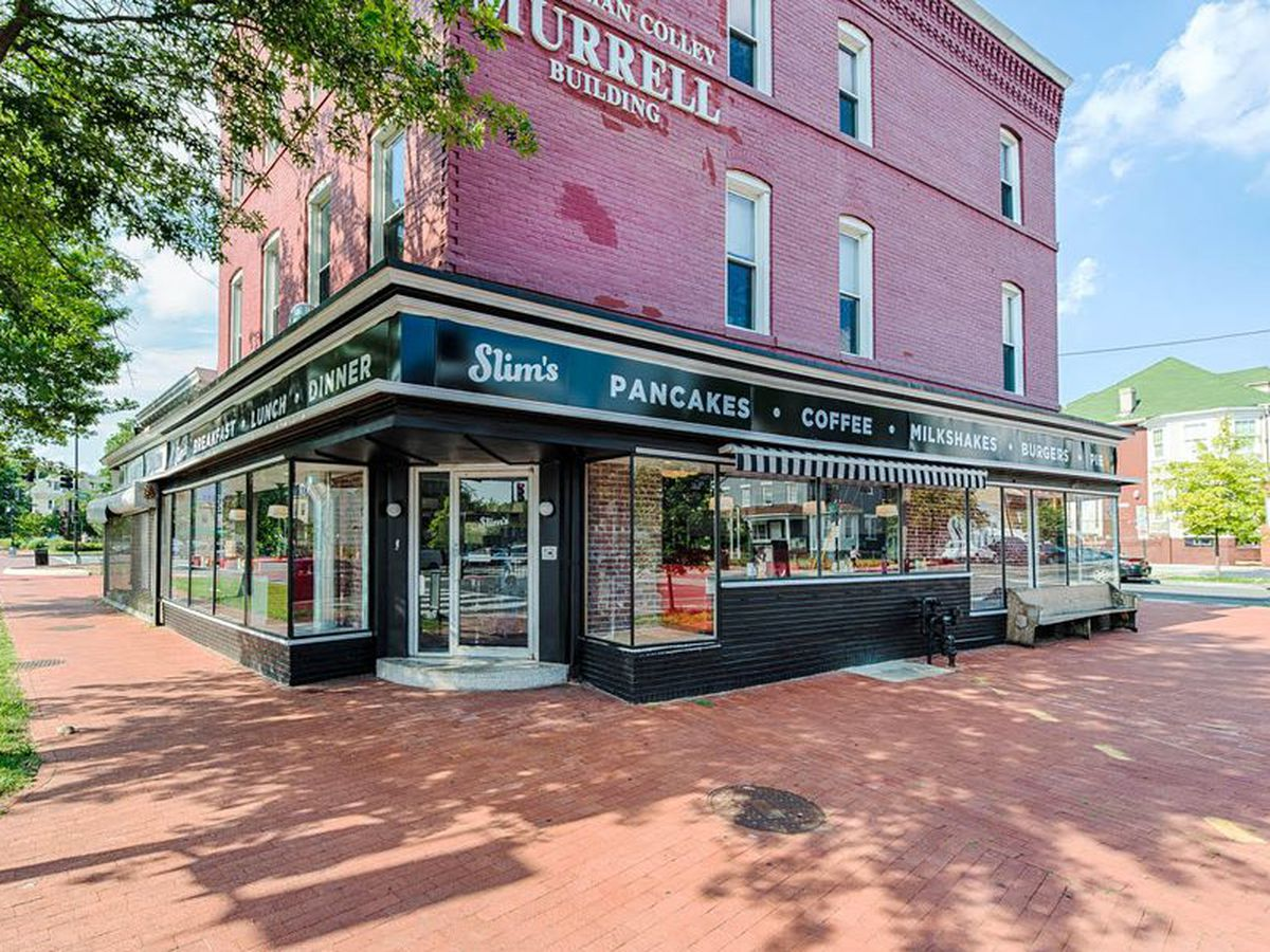 A restaurant dedicated to fried chicken will replace Slim's Diner at the corner of Georgia Avenue and Upshur Street NW later this month