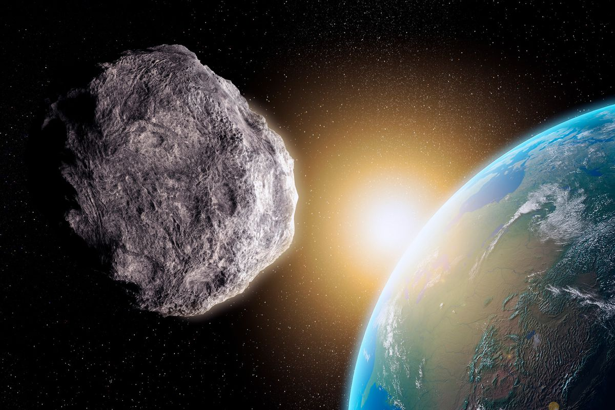 NASA is just simulating a potentially catastrophic asteroid impact