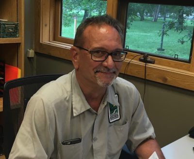Ron Sons.<br>Provided/Illinois DNR