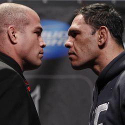 UFC 140 Press Conference Photos