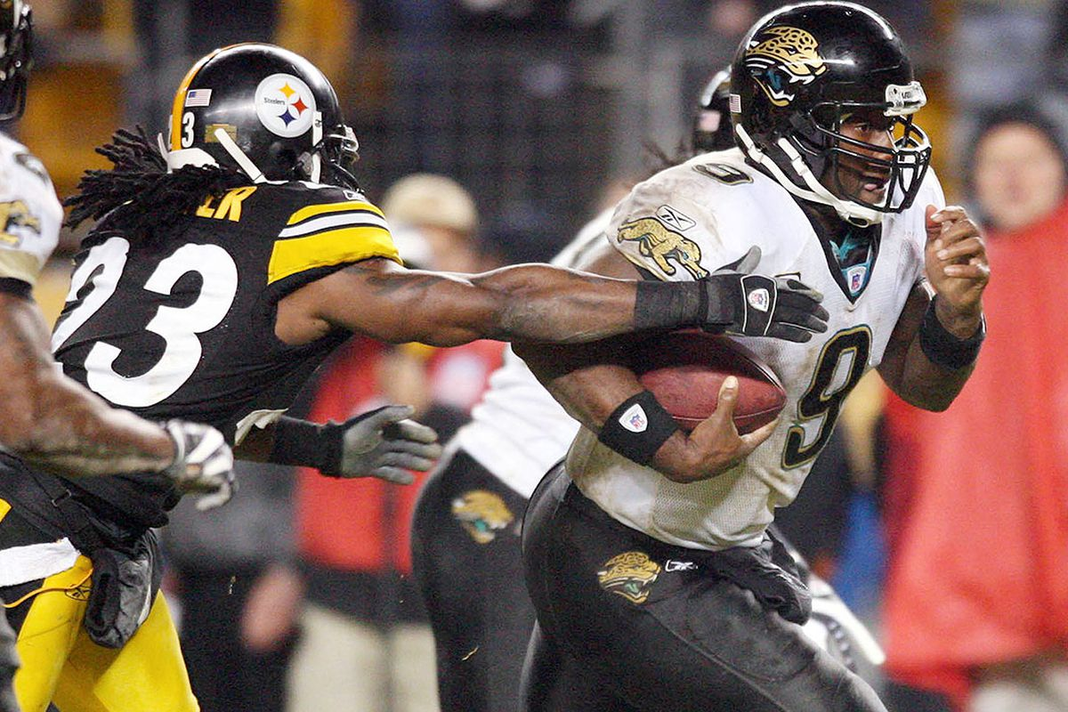 cbb6ae1e329 Full NFL games on YouTube  Jaguars vs. Steelers 2007 AFC Wild Card posted