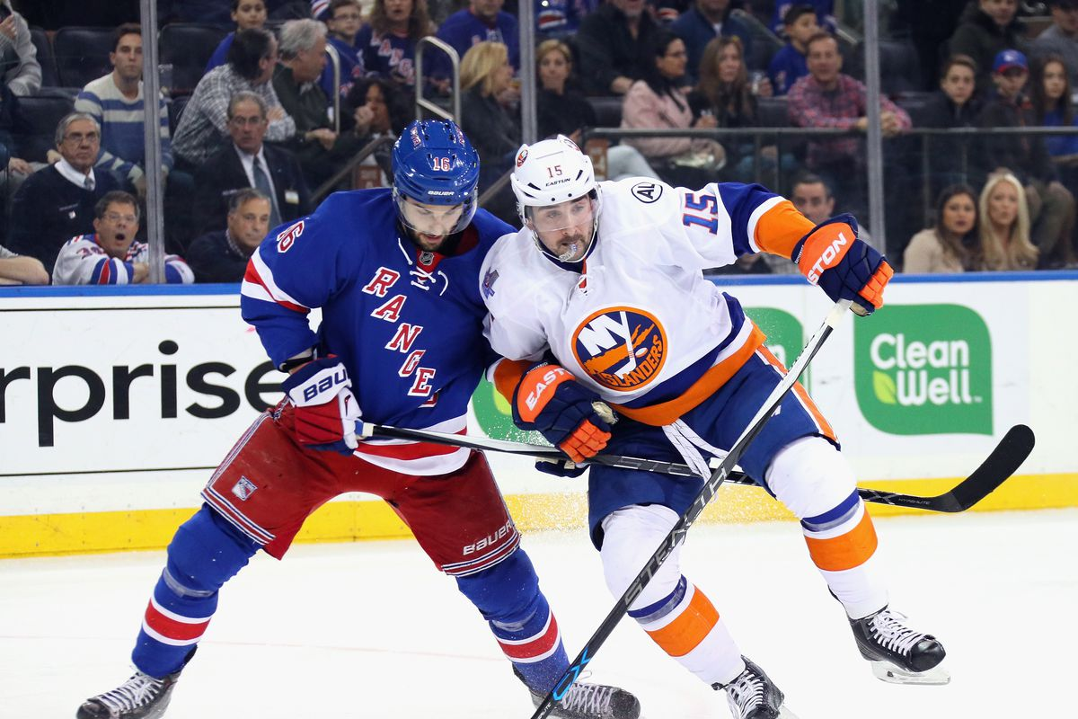 Mathew Barzal 'in no rush' but also not out for cash on next Islanders contract.