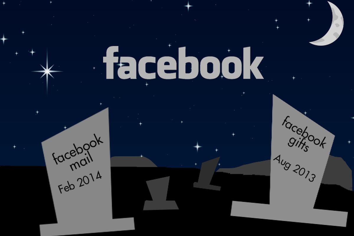 Meet Facebook's Graveyard of Dead Products