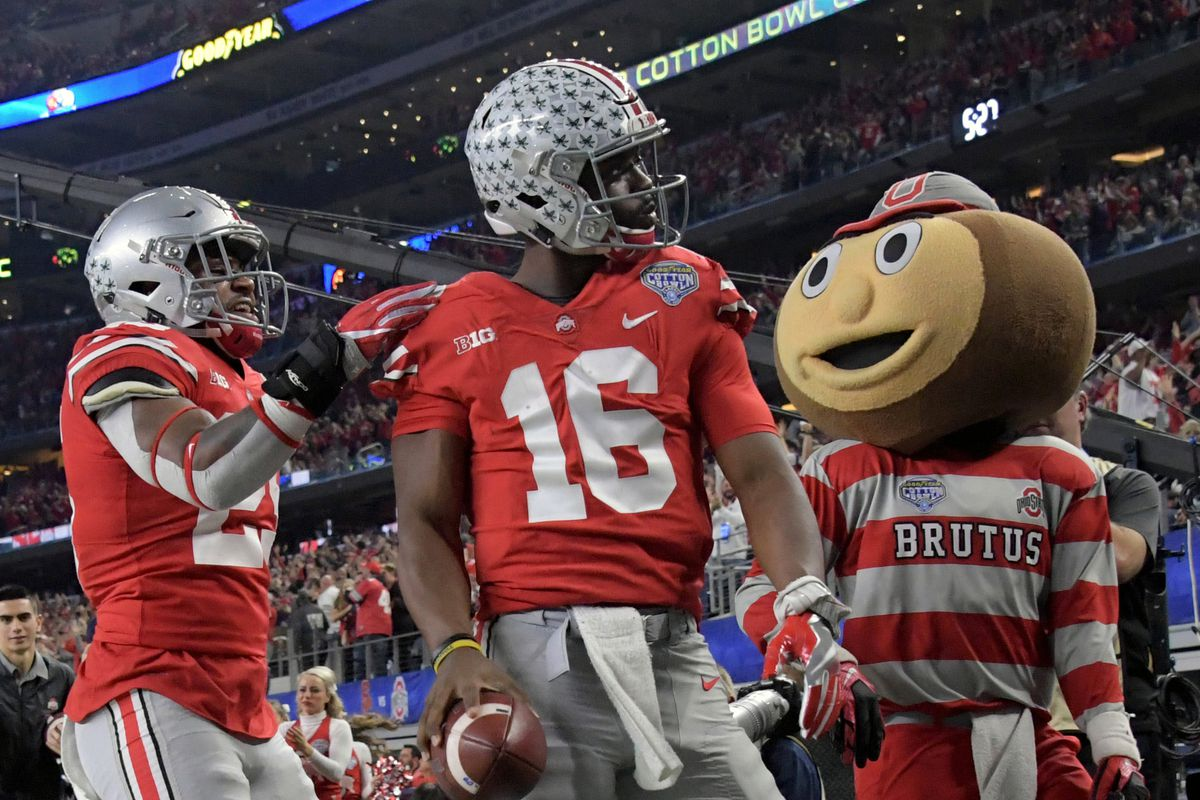 The Ohio State USC Cotton Bowl Live Blog Buckeyes Win 24 7