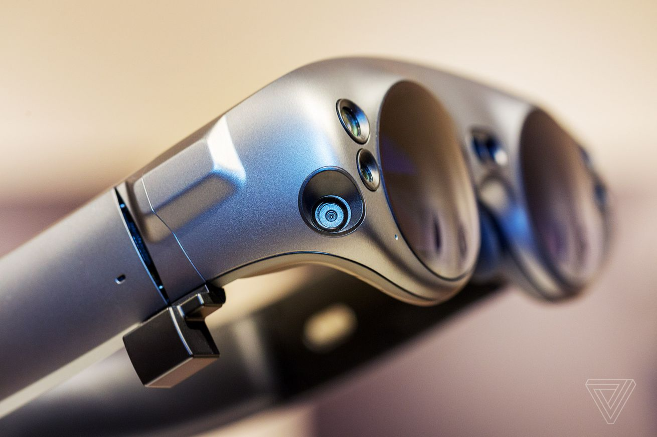 the magic leap one mixed reality headset is shipping today for 2 295