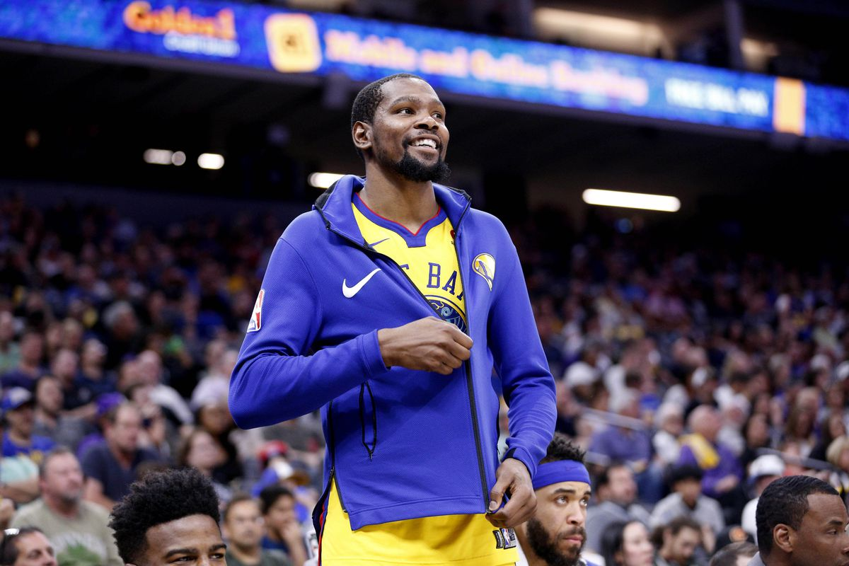 3902a06978f0 Cary Edmondson-USA TODAY Sports. Golden State Warriors forward Kevin Durant  is coming off a ...