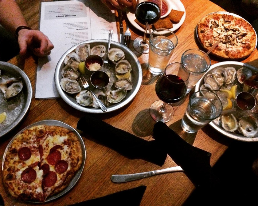 Denver Oyster Happy Hour