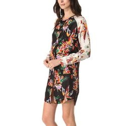 "<b>10 Crosby Derek Lam</b> Floral Tunic Dress, <a href=""http://www.shopbop.com/silk-floral-tunic-dress-10/vp/v=1/845524441959970.htm?fm=search-viewall-shopbysize"">$395</a> at Shopbop"
