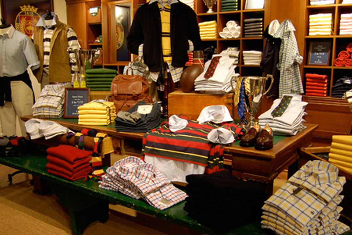 """Image via <a href=""""http://www.torontolife.com/daily/style/shop-talk/2009/08/27/just-opened-brooks-brothers-suits-bay-streeters-just-fine/"""">Toronto Life</a>"""