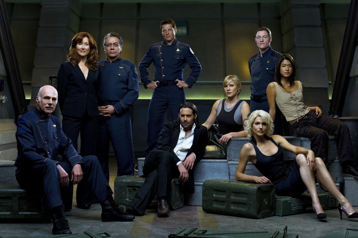 Battlestar Galactica Serien Stream