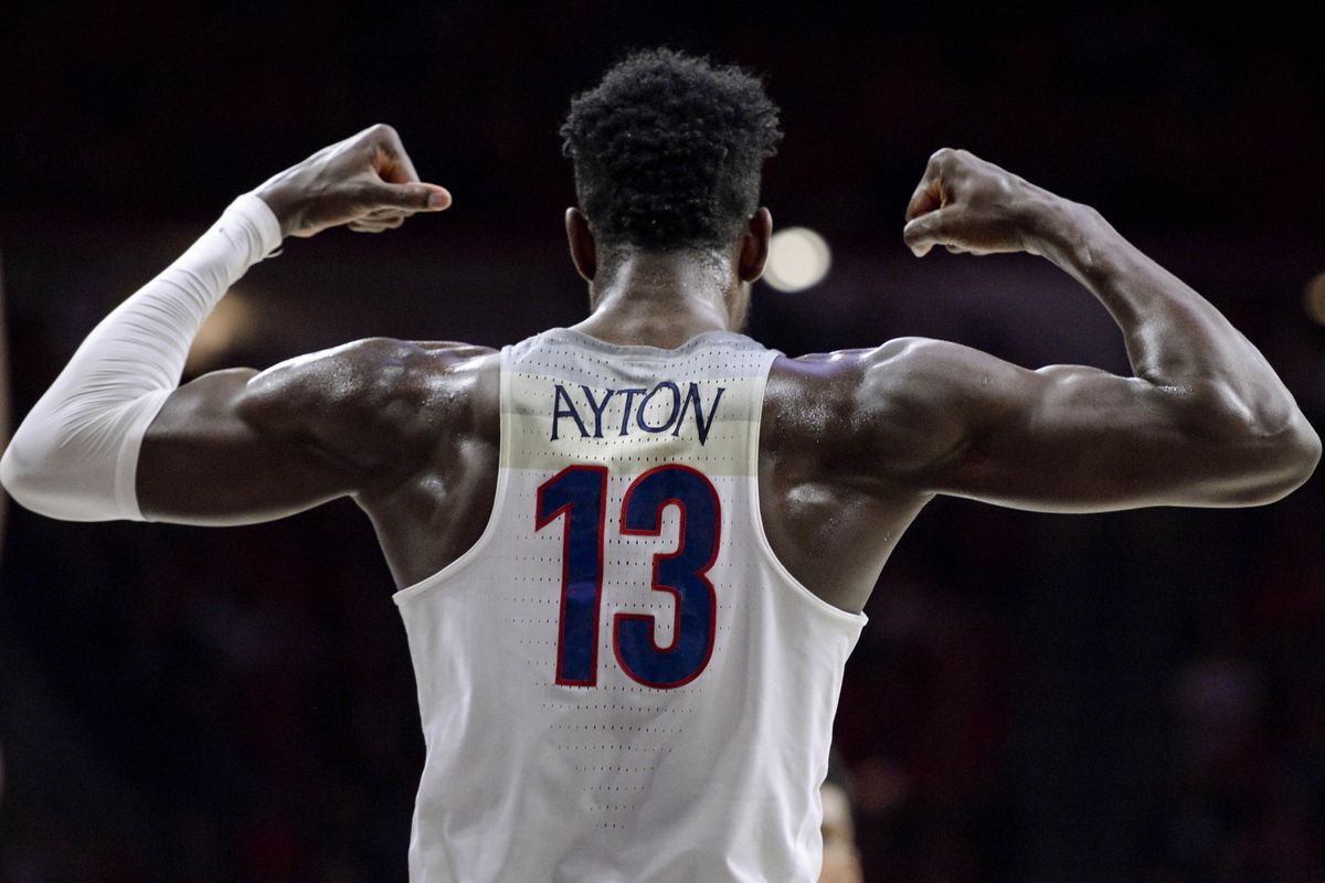 1c6bfaa19 Center of the Sun  With the first pick in the 2018 NBA Draft
