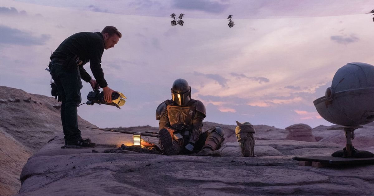 Disney Plus won its first Emmy awards last night thanks to The Mandalorian – The Verge