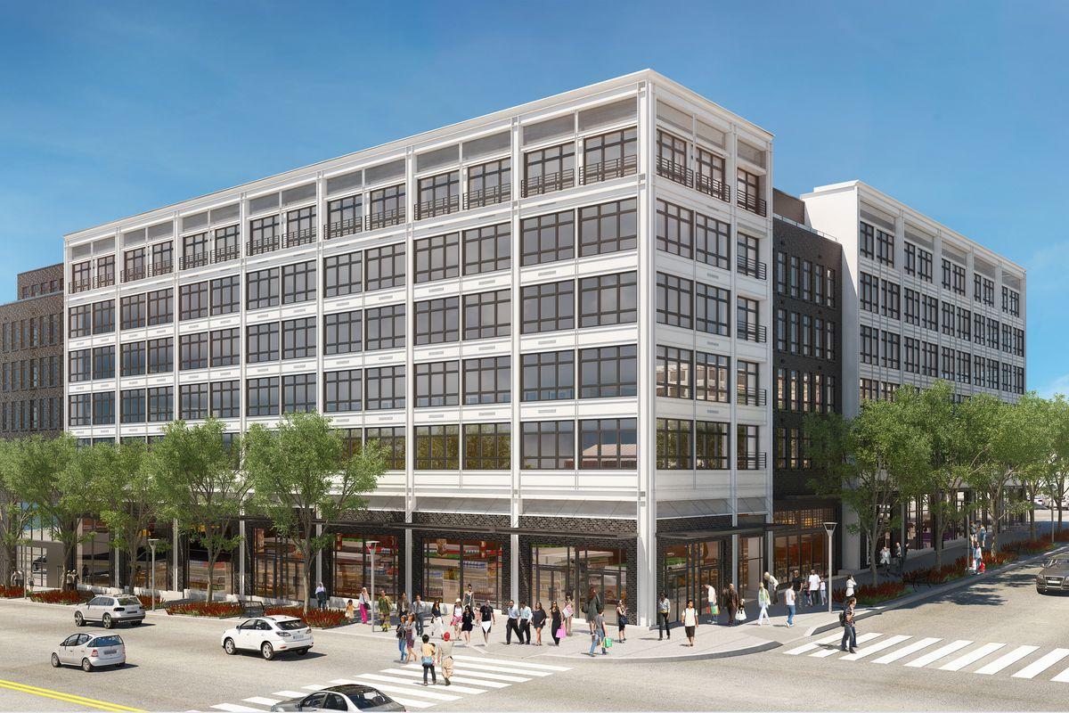 The Edison Noma S Luxury Apartment Building Begins