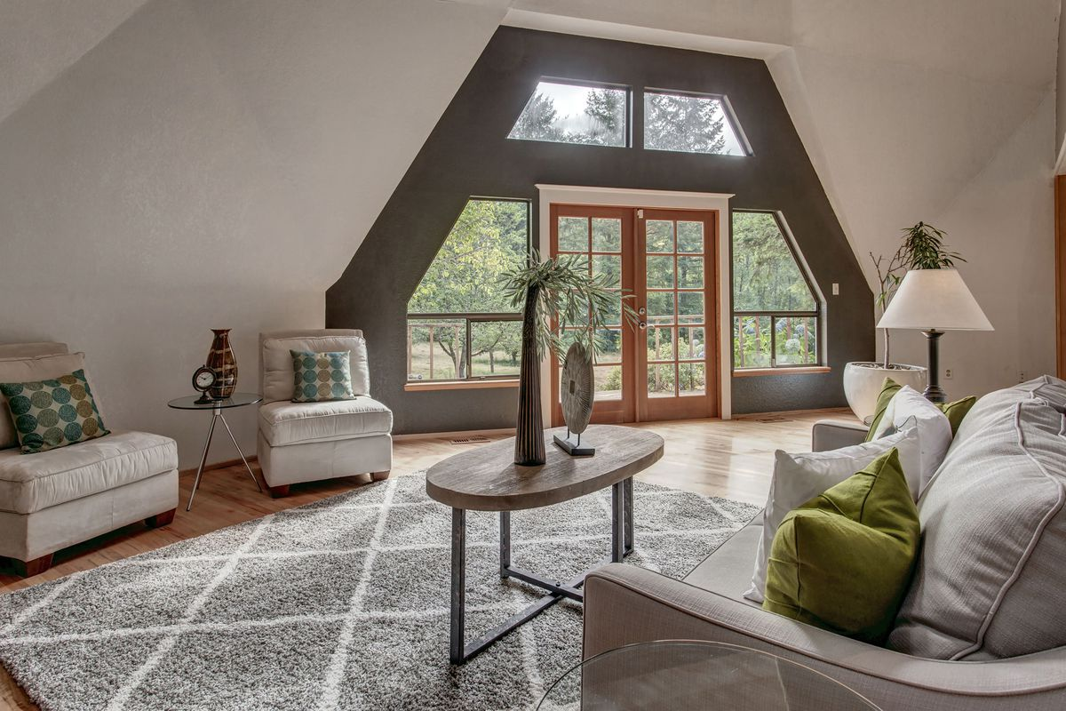 This Woodinville geodesic dome is Buckminster Fuller-approved ...