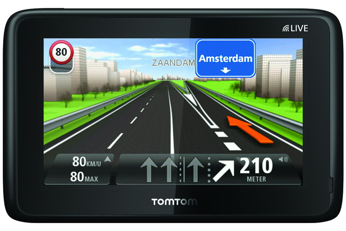 TomTom Expands Free Daily Map Updates To All Its GPS Devices The - Us maps for tomtom