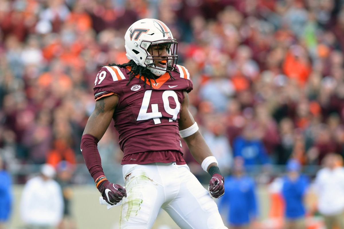 5c4a5ebdaf3 2018 NFL mock draft  The Patriots trade up to fix their defense ...