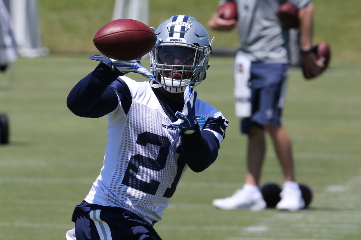Dallas Cowboys News & Notes: Zeke Signs His Contract, Cowboys Bringing NFL Back In Time?