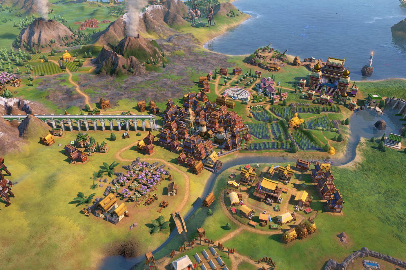 Civilization 6: Gathering Storm review: useful evolution, but poor