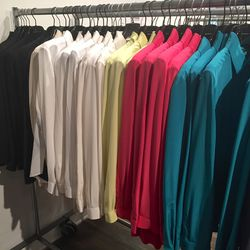 Button down shirts, $67 (were $317)