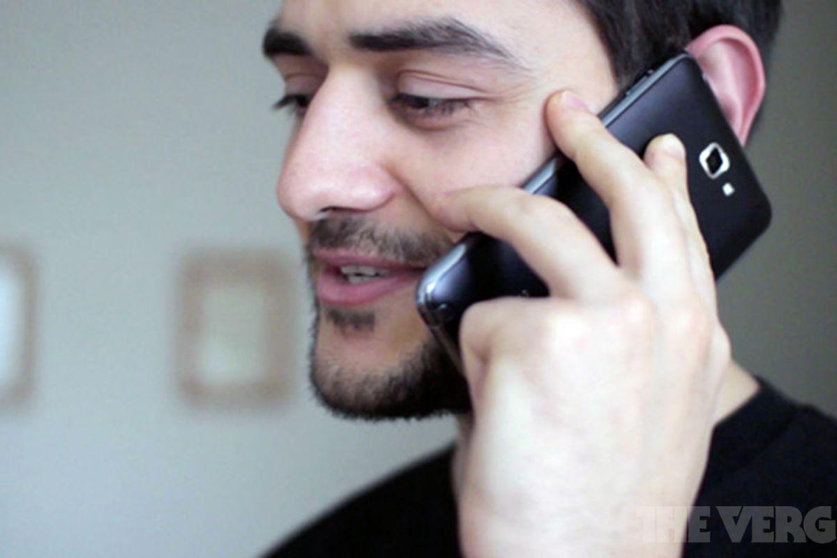 Vlad Galaxy Note phone call radiation STOCK