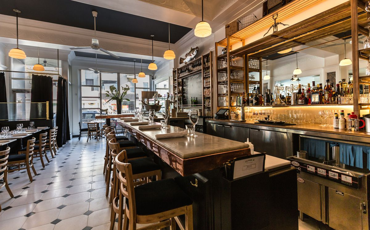 Le Pier 66 Makes a Big Splash on Bernard With Fish and Seafood Galore