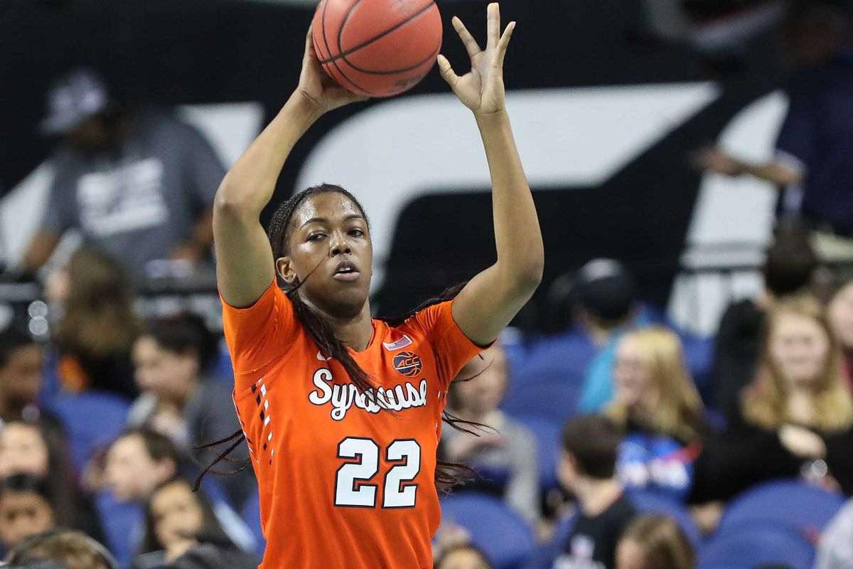 Syracuse Women's Basketball NCAA Tournament Preview V