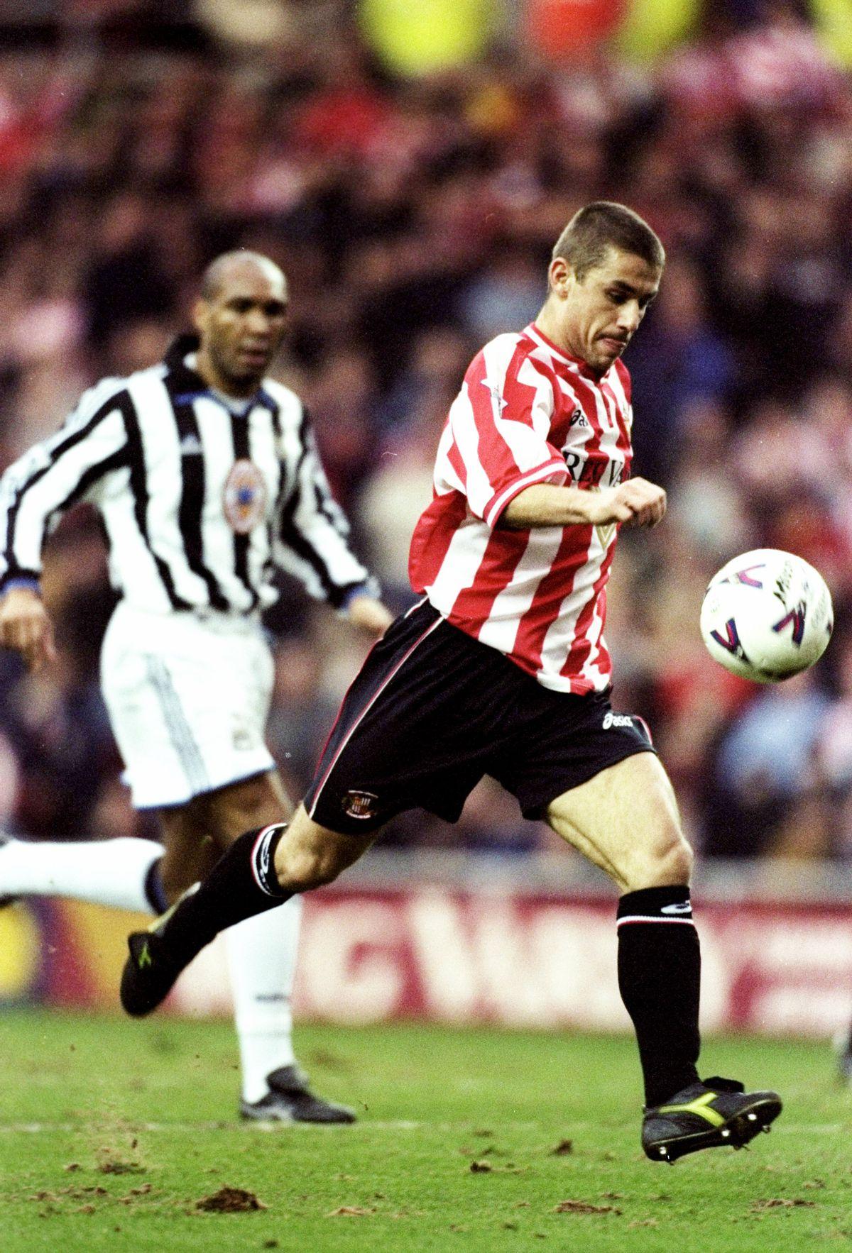 Kevin Phillips of Sunderland
