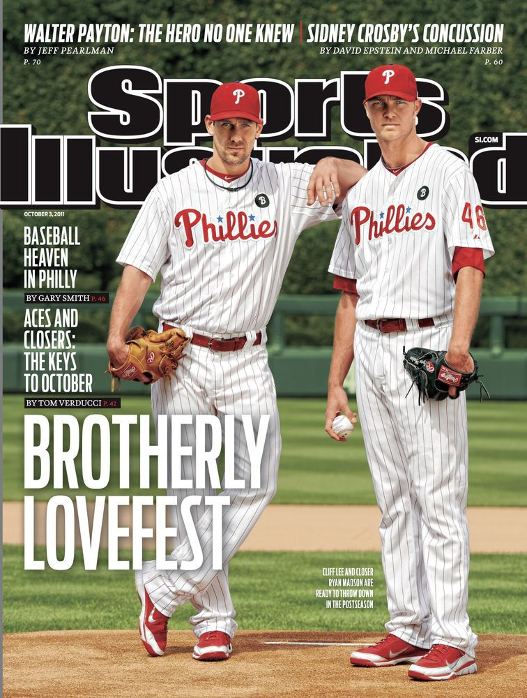 Sports Illustrated Lee Madson
