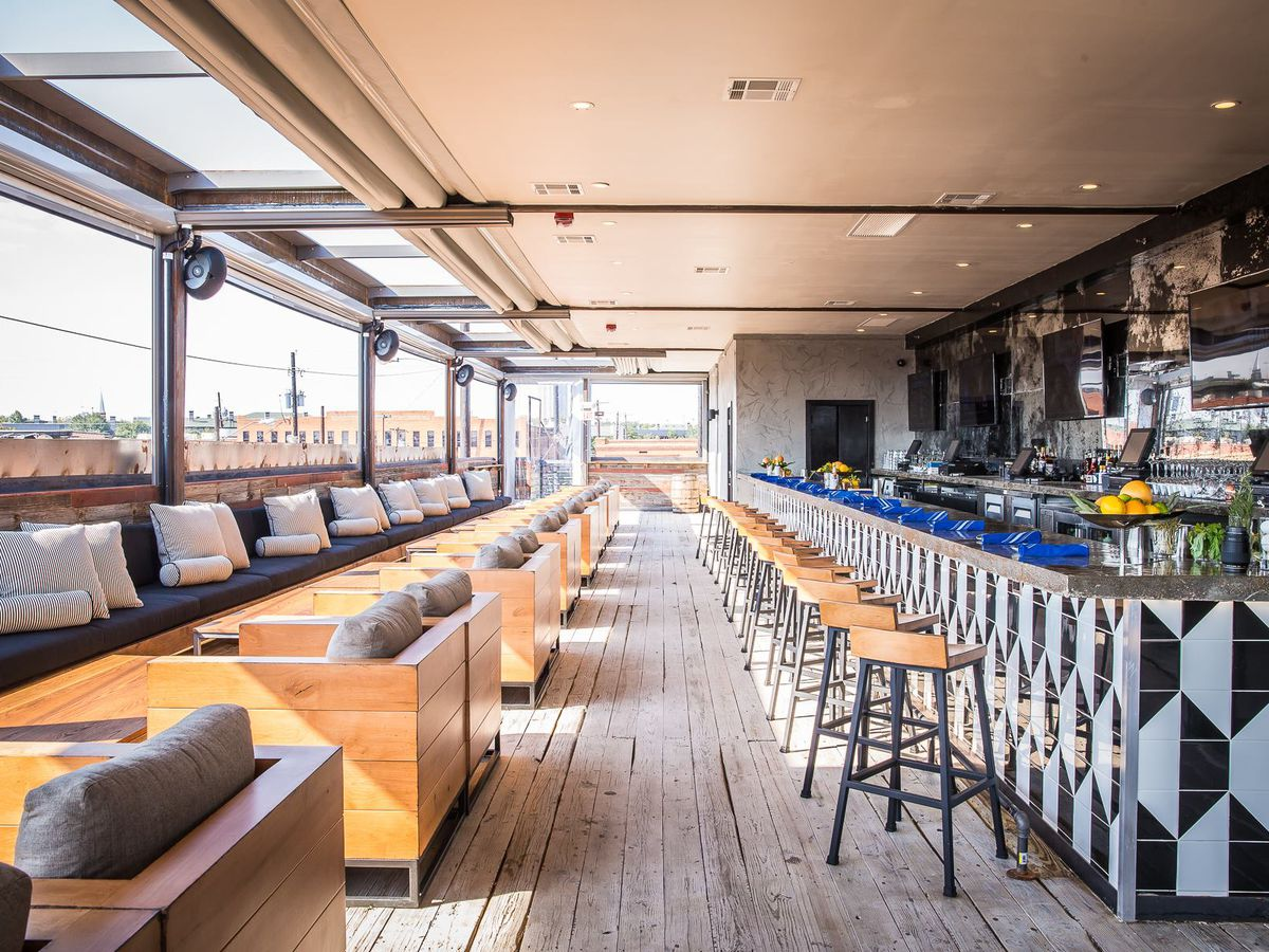Stirr boasts Dallas' hottest new rooftop