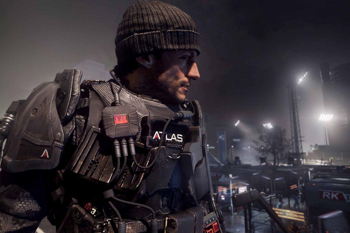 call of duty advanced warfare how many players