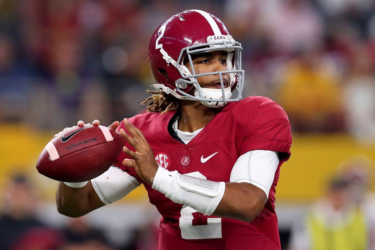 2017 Alabama Football Unit Previews And Predicted Depth Chart Quarterbacks
