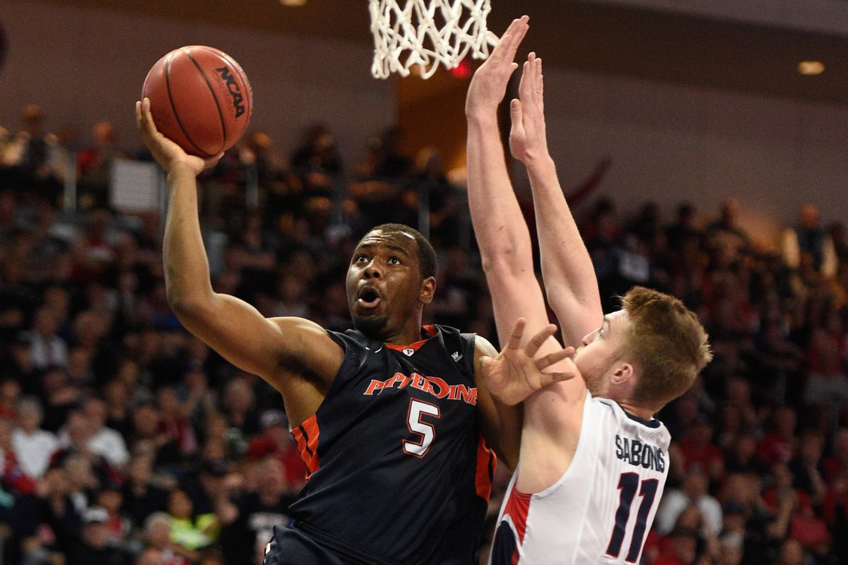 Pepperdine's Stacy Davis and Gonzaga's Domantas Sabonis are two of the big men to watch in the WCC.
