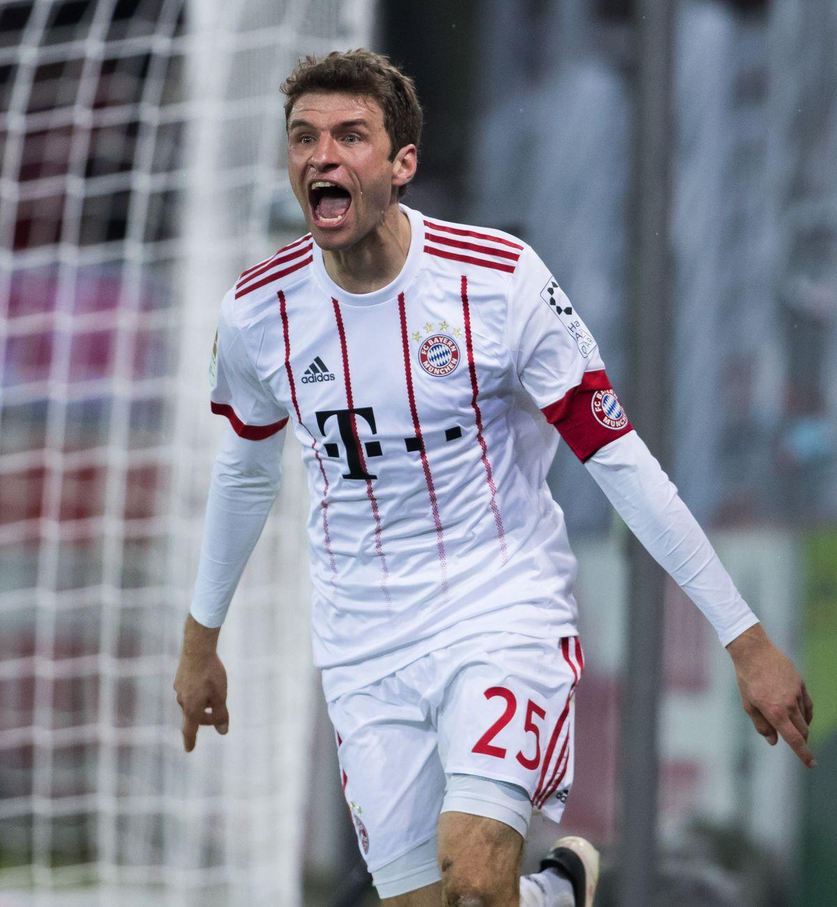 Thomas Muller On Germany U2019s World Cup And Upcoming Bayern