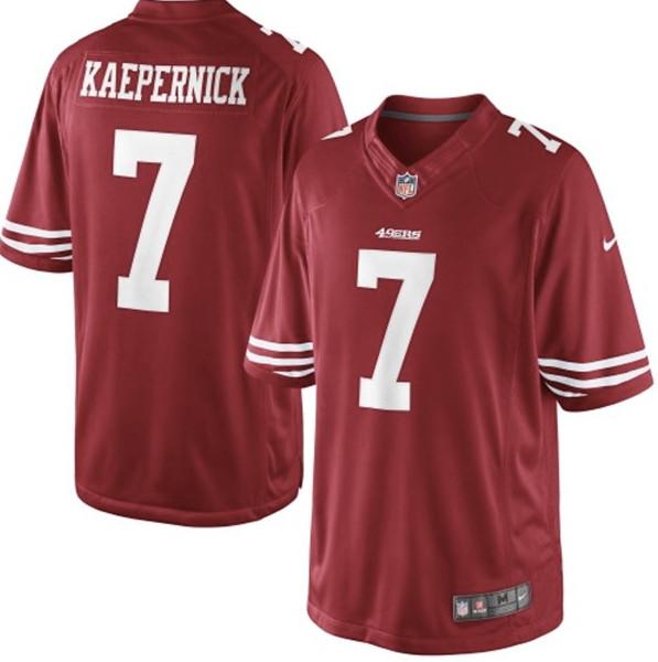 6e11ec0d7 Colin Kaepernick No. 3 in jersey sales since April 1 - Niners Nation
