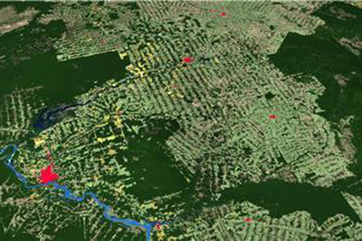 Esri releases first-ever high-resolution (10-meter), 2020 global land cover map
