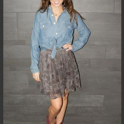 Capulet Skirt was $136 NOW $50     Double Pocket Denim Shirt was $93 NOW $50