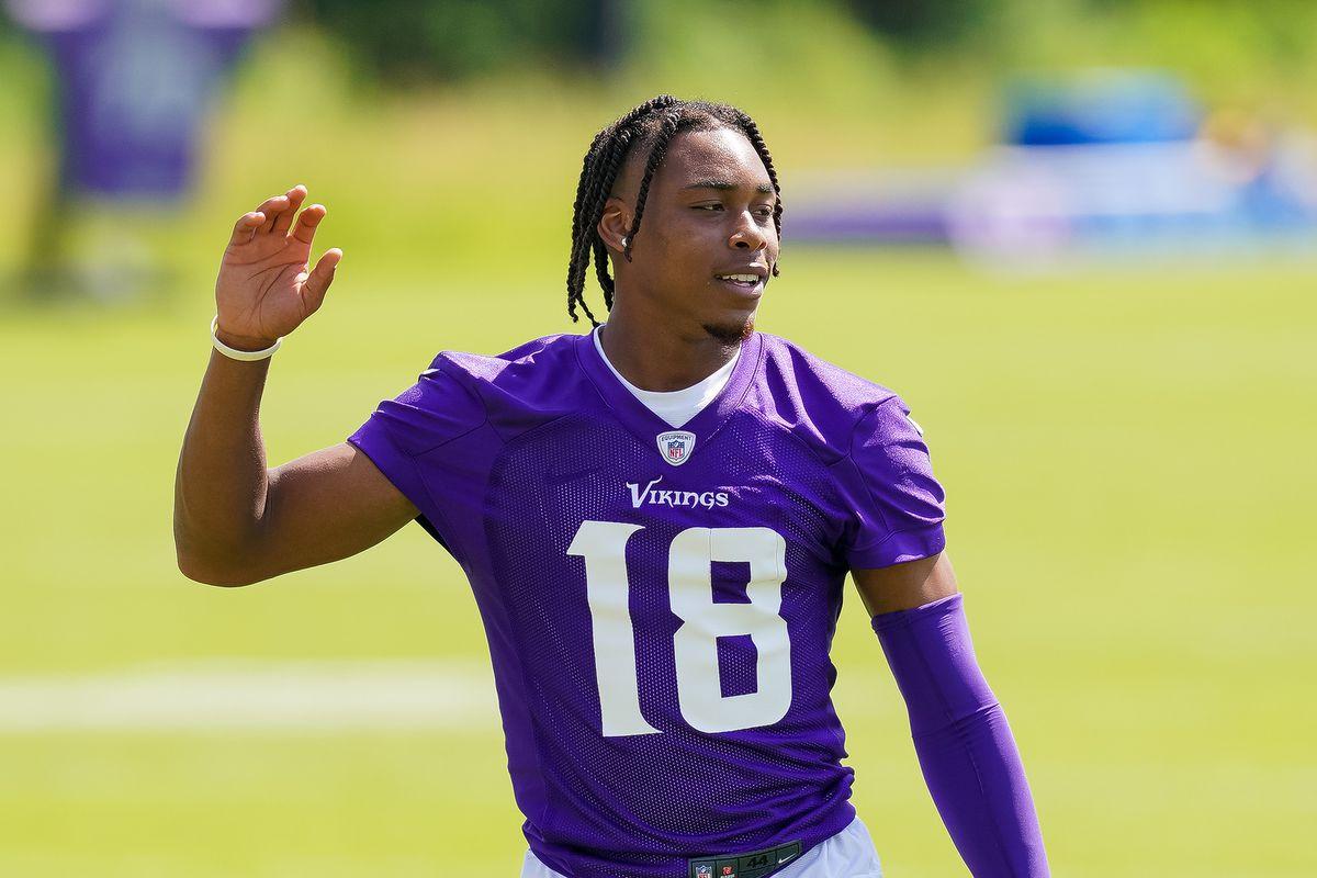 NFL: Minnesota Vikings OTA