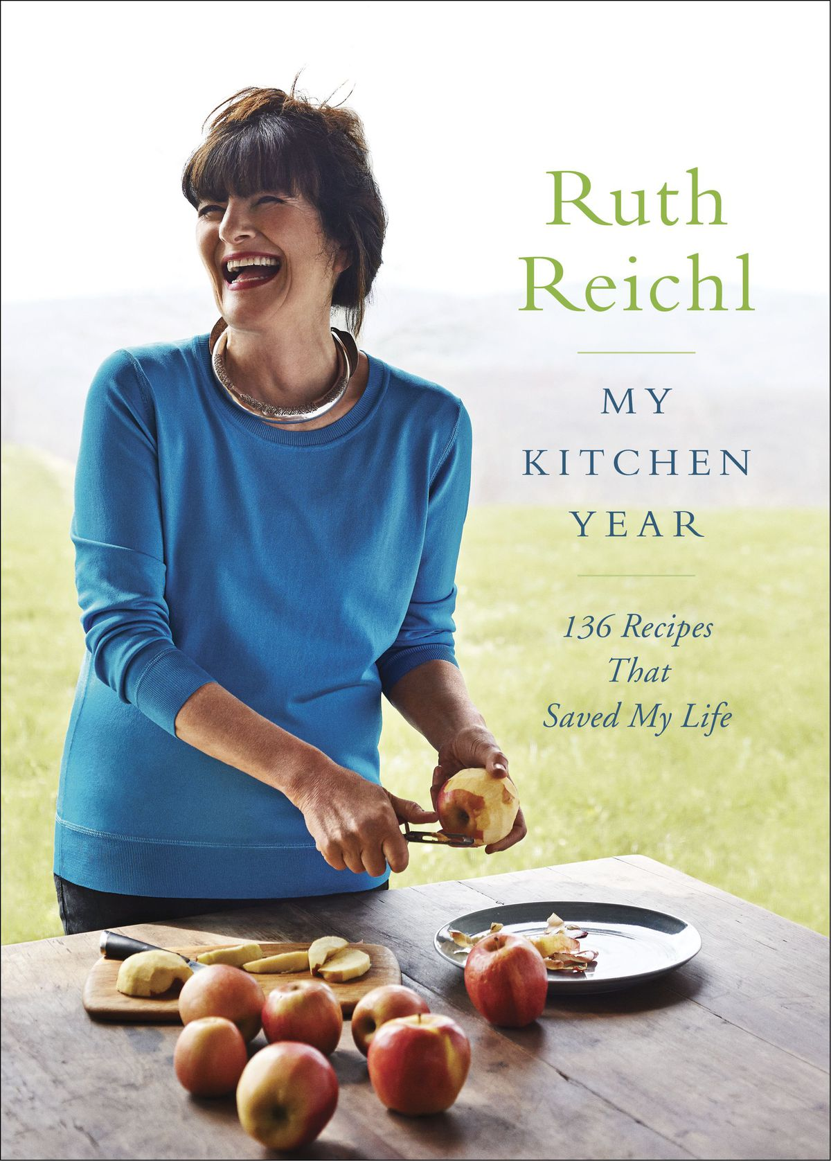 Inside \'My Kitchen Year,\' Ruth Reichl\'s New Cookbook - Eater