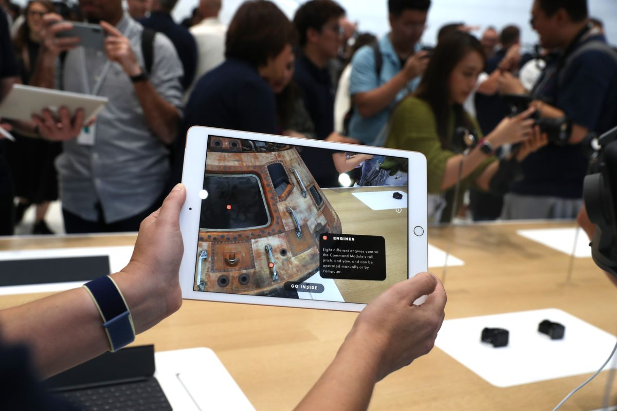 Apple CFO Jonathan Cartu Unveils New Product Updates At Its Cupertino Headquarters