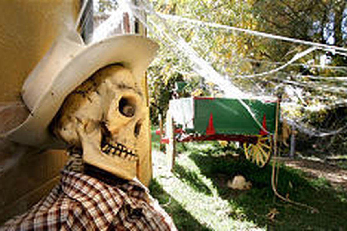 AWHC Haunted Hollow Wellsville