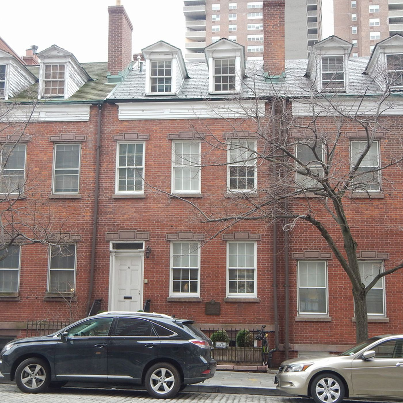68d863110b How Some of NYC s First Landmarked Buildings Became Rubble - Curbed