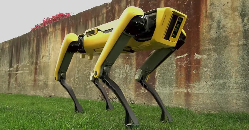 Image result for boston dynamics
