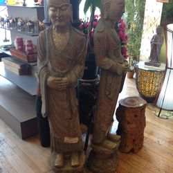 Large statue, $997.50 (was $1,995)