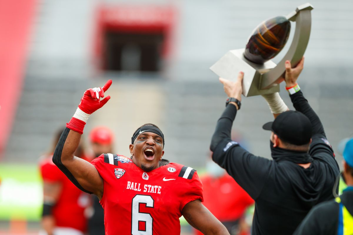 NCAA Football: Arizona Bowl-Ball State vs San Jose State